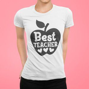 Best Teacher Soft T-Shirt